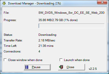Windows Server 2008 R2 available for download | I'm a UC Blog