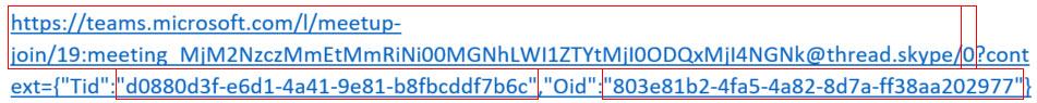 Decoding a Microsoft Teams Meeting URL | I'm a UC Blog